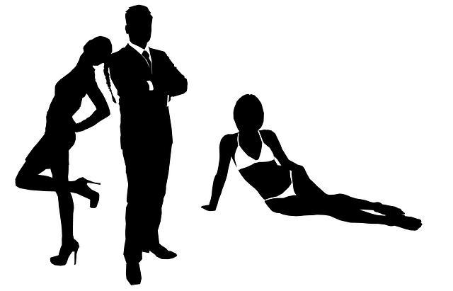 agent a ženy